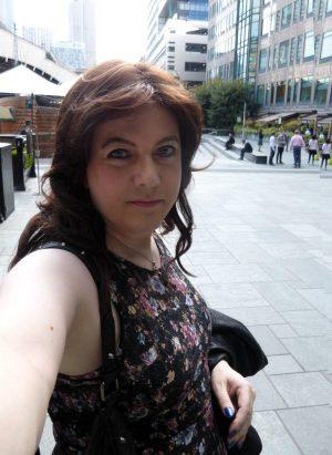 Broadgate Selfie