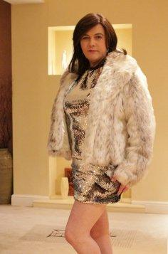Dress + jacket