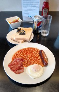 """Full"" English Breakfast??"
